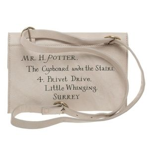 Harry Hogwarts Bags Belt Bioworld Potter Waist Bag Wallet Letter wPqzzB5H